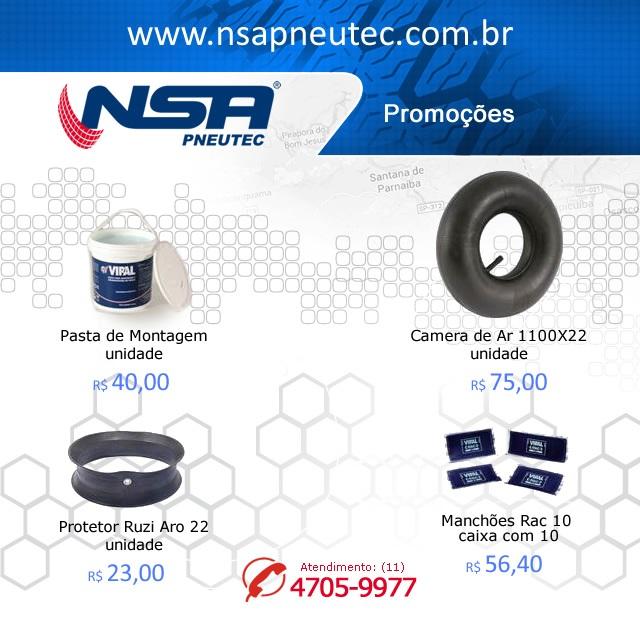 promoções nsa