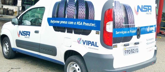 CARRO DE SERVIÇO FIORINO